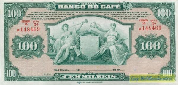 L 1890 - (Sie sehen ein Musterbild, nicht die angebotene Banknote)