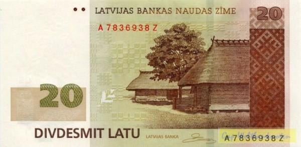 2009, A KN Z = Ersatznote - (Sie sehen ein Musterbild, nicht die angebotene Banknote)