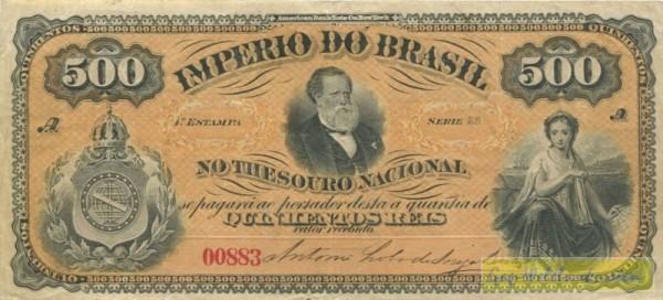 1. Estampa - (Sie sehen ein Musterbild, nicht die angebotene Banknote)