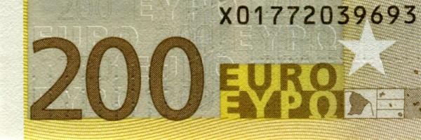 R001 - (Sie sehen ein Musterbild, nicht die angebotene Banknote)