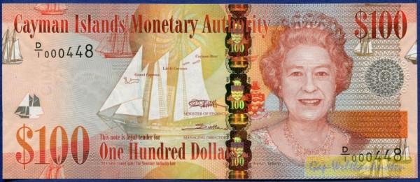 2010, D/1 - (Sie sehen ein Musterbild, nicht die angebotene Banknote)