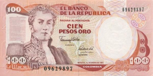 10.1.90, IBB - (Sie sehen ein Musterbild, nicht die angebotene Banknote)