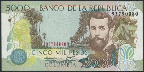 15.11.06 - (Sie sehen ein Musterbild, nicht die angebotene Banknote)