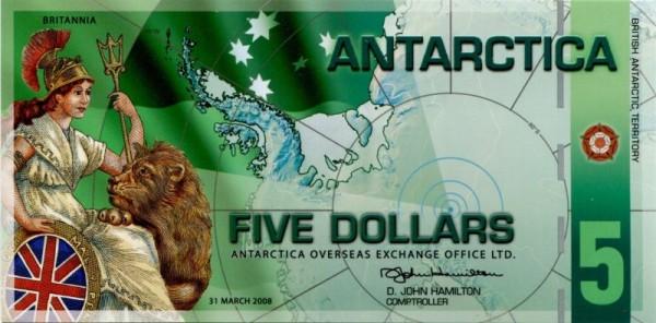 31.3.08 - (Sie sehen ein Musterbild, nicht die angebotene Banknote)