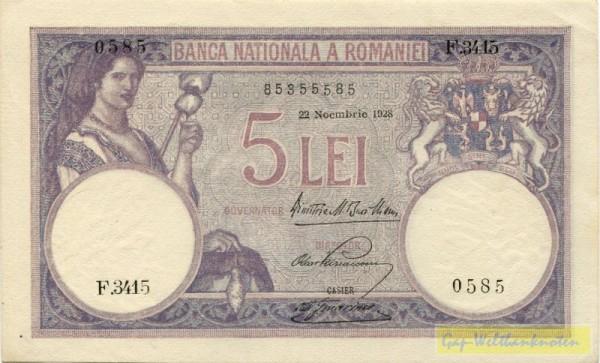 """22.11.28, """"Casier"""" - (Sie sehen ein Musterbild, nicht die angebotene Banknote)"""