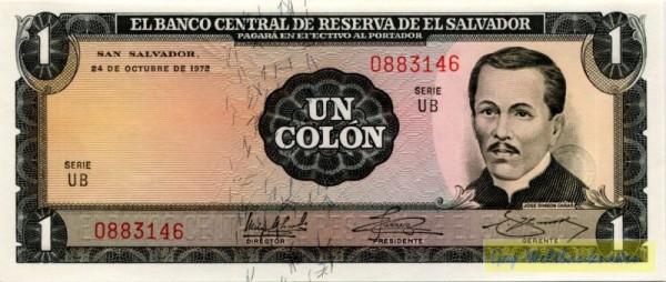 24.2.72 - (Sie sehen ein Musterbild, nicht die angebotene Banknote)