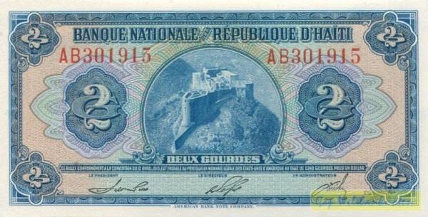 ABNC, Y-AF - (Sie sehen ein Musterbild, nicht die angebotene Banknote)