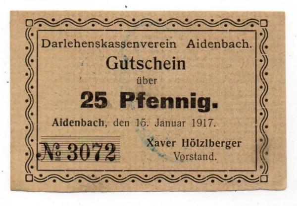 """15.1.17, quadrilliertes Papier, 1. Zeile """"Ds#ar.."""" - (Sie sehen ein Musterbild, nicht die angebotene Banknote)"""