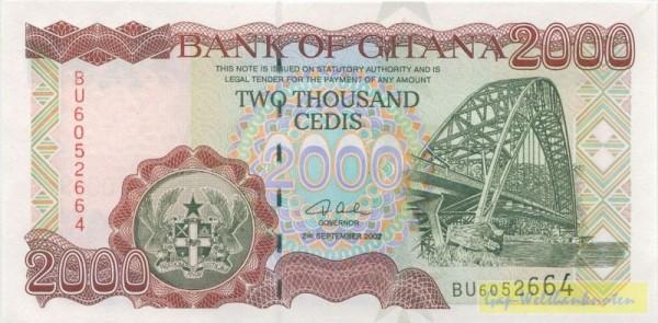 2.9.02 - (Sie sehen ein Musterbild, nicht die angebotene Banknote)