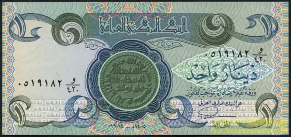 1984 - (Sie sehen ein Musterbild, nicht die angebotene Banknote)
