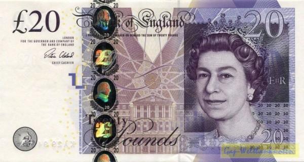 Us. Cleland - (Sie sehen ein Musterbild, nicht die angebotene Banknote)