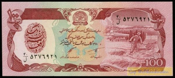SH1370, Us. 4 - (Sie sehen ein Musterbild, nicht die angebotene Banknote)
