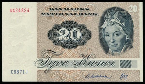 87C6 - (Sie sehen ein Musterbild, nicht die angebotene Banknote)