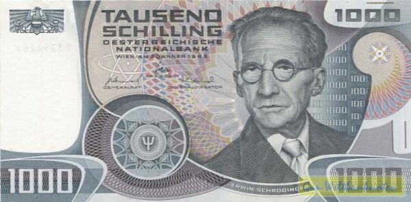3.1.83, KN dklbraun, Serie >L - (Sie sehen ein Musterbild, nicht die angebotene Banknote)