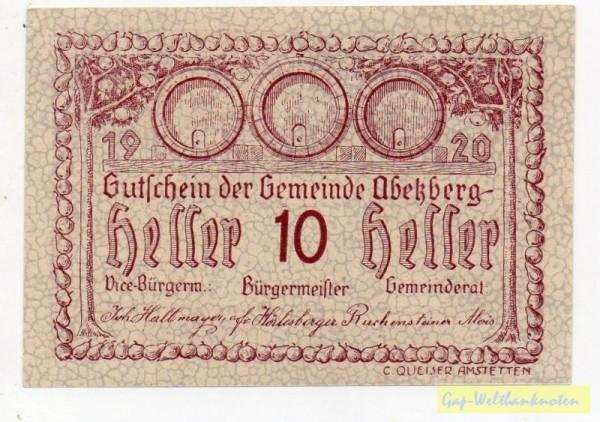 ohne Aufl., ohne GSt., Schraffur teilw., Pap weiss - (Sie sehen ein Musterbild, nicht die angebotene Banknote)