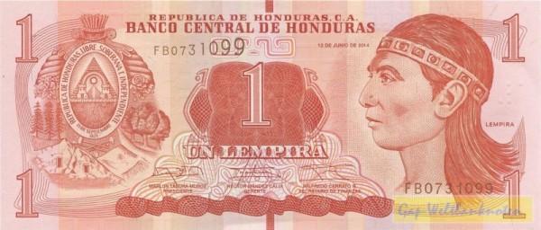 12.6.14 - (Sie sehen ein Musterbild, nicht die angebotene Banknote)