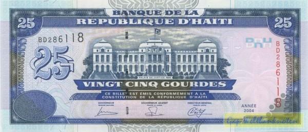 2004, G&D - (Sie sehen ein Musterbild, nicht die angebotene Banknote)