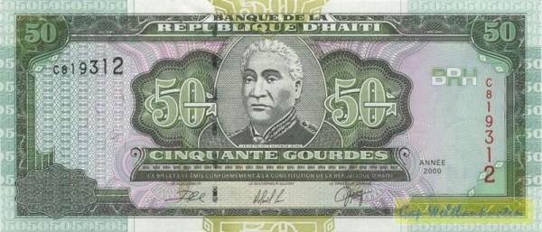2000, DLR - (Sie sehen ein Musterbild, nicht die angebotene Banknote)