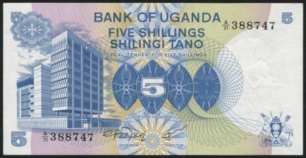 (1979) - (Sie sehen ein Musterbild, nicht die angebotene Banknote)