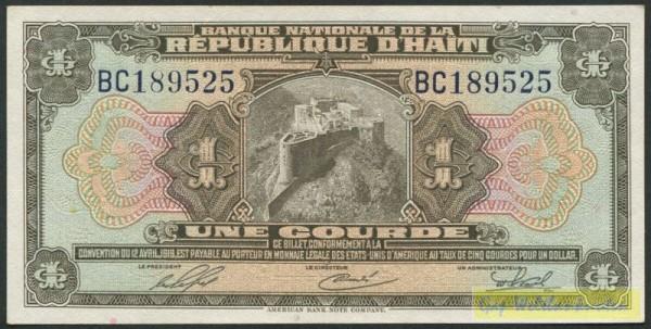 ABNC, AS-BM - (Sie sehen ein Musterbild, nicht die angebotene Banknote)