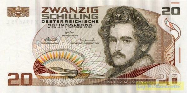 1.10.86 - (Sie sehen ein Musterbild, nicht die angebotene Banknote)