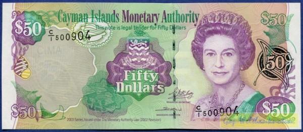 2003, C/1 - (Sie sehen ein Musterbild, nicht die angebotene Banknote)
