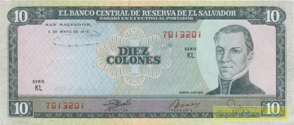 3.5.79 - (Sie sehen ein Musterbild, nicht die angebotene Banknote)