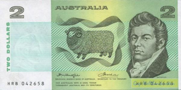 Knight-Wheeler, Sf. Mitte - (Sie sehen ein Musterbild, nicht die angebotene Banknote)