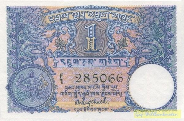 (1974) - (Sie sehen ein Musterbild, nicht die angebotene Banknote)