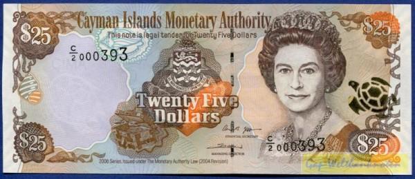 2006, C/2 - (Sie sehen ein Musterbild, nicht die angebotene Banknote)