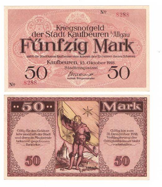 15.10.18, Wz Wellenbündel - (Sie sehen ein Musterbild, nicht die angebotene Banknote)