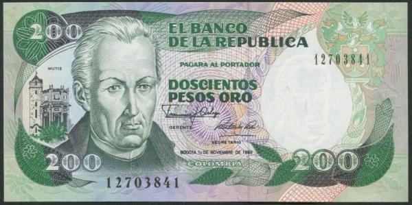 10.11.89, IBB - (Sie sehen ein Musterbild, nicht die angebotene Banknote)