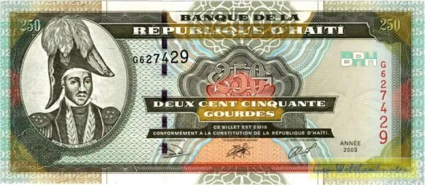 2003, DLR - (Sie sehen ein Musterbild, nicht die angebotene Banknote)