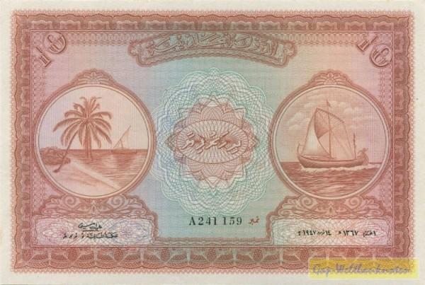 14.11.47 - (Sie sehen ein Musterbild, nicht die angebotene Banknote)