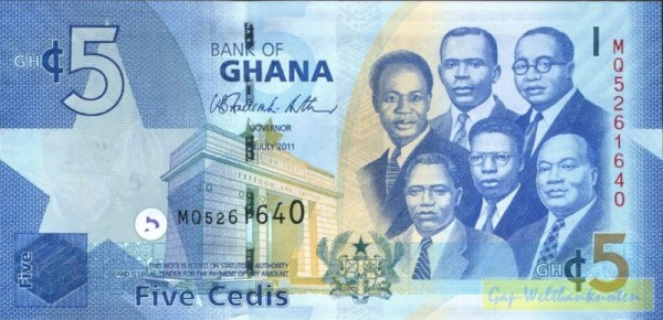 1.7.11 - (Sie sehen ein Musterbild, nicht die angebotene Banknote)