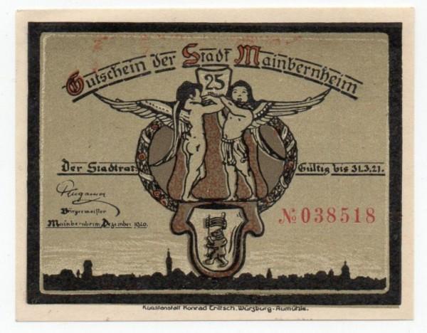 """Dez. 20, im Text """"Brotmarken"""" - (Sie sehen ein Musterbild, nicht die angebotene Banknote)"""
