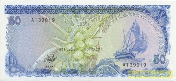 7.10.83 - (Sie sehen ein Musterbild, nicht die angebotene Banknote)