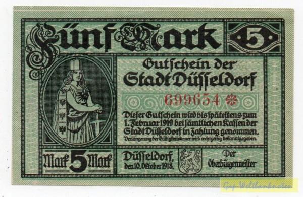 10.10.18, KN 8* - (Sie sehen ein Musterbild, nicht die angebotene Banknote)
