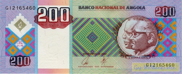 November 2003 - (Sie sehen ein Musterbild, nicht die angebotene Banknote)