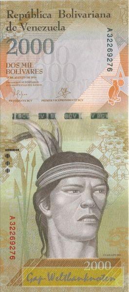 18.8.16 - (Sie sehen ein Musterbild, nicht die angebotene Banknote)