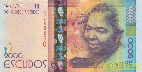 5.7.14 - (Sie sehen ein Musterbild, nicht die angebotene Banknote)