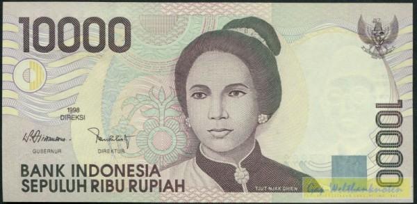 1998/1998 - (Sie sehen ein Musterbild, nicht die angebotene Banknote)