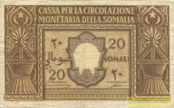 1950 - (Sie sehen ein Musterbild, nicht die angebotene Banknote)