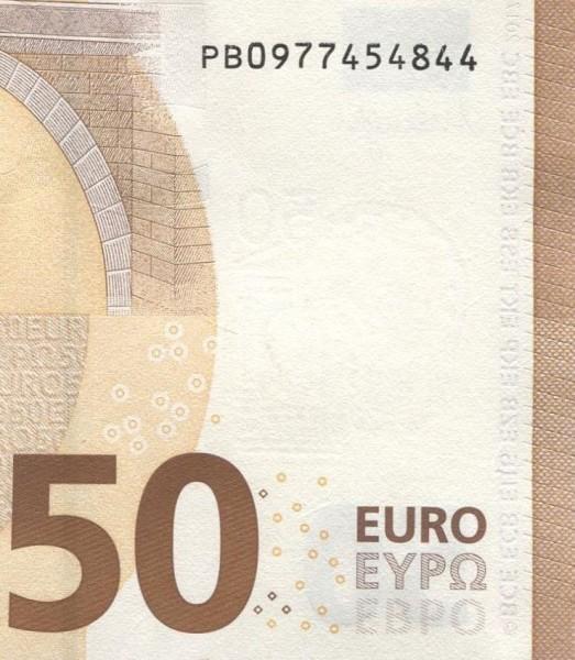 P002,004 - (Sie sehen ein Musterbild, nicht die angebotene Banknote)