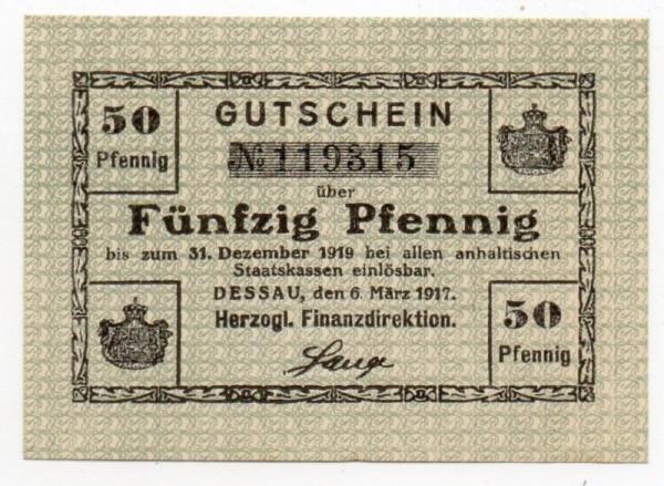 6.3.17, Mundstück des Pfeifchens im Udr n. oben - (Sie sehen ein Musterbild, nicht die angebotene Banknote)