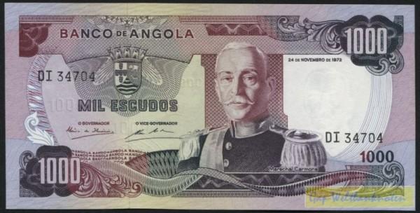 24.11.72 - (Sie sehen ein Musterbild, nicht die angebotene Banknote)