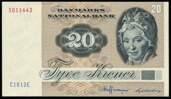 81C0 - (Sie sehen ein Musterbild, nicht die angebotene Banknote)