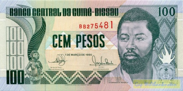 1.3.90 - (Sie sehen ein Musterbild, nicht die angebotene Banknote)