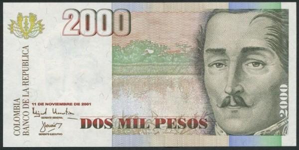 11.11.01 - (Sie sehen ein Musterbild, nicht die angebotene Banknote)