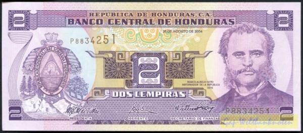 26.8.04, FC-O - (Sie sehen ein Musterbild, nicht die angebotene Banknote)